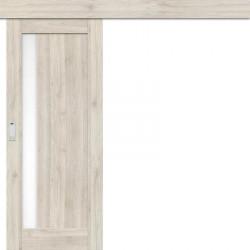 Posuvné dveře na stěnu FRÉZIE