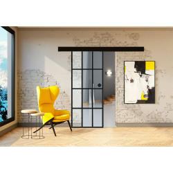Posuvné skleněné dveře na stěnu GRAF 36