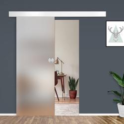 Posuvné skleněné dveře na stěnu GRAF 8 DECORMAT