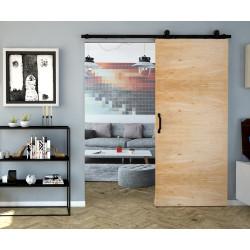 Kovaný posuvný systém na stěnu Design Line - LUNA