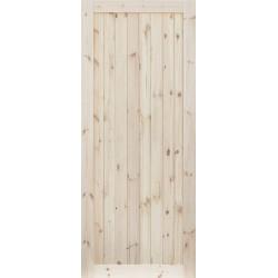 Selské posuvné dveře Loft ALPHA