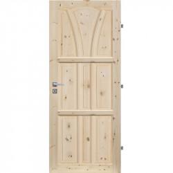 Dřevěné dveře MONAKO PN