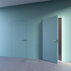 Bezobložkové dveře