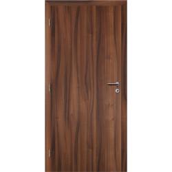 Protipožární dveře EI 30 DP3 - Ořech-fol Finish